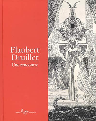 Flaubert Druillet : Une rencontre