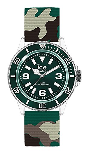 Ghiaccio-Watch Unisex - Guarda Ice United Nylon di quarzo analogico UN.TR.U.N,14