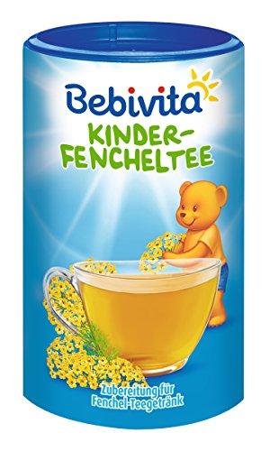 Bebivita, Kinder-Fencheltee, 6er Pack (6 x 400g)