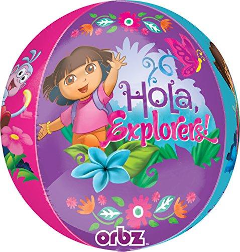 Dora Orbz Foil Balloons (Dora-luftballons)