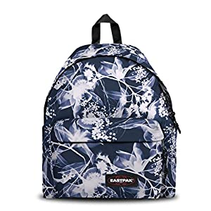 Eastpak PADDED PAK'R Sac à dos loisir, 40 cm, 24 liters, Multicolore (Navy Ray)