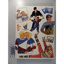Das große Buch der Handarbeiten - Band VI - Mit über 300 Vorschlägen zum Stricken, Häkeln, Sticken und Nähen
