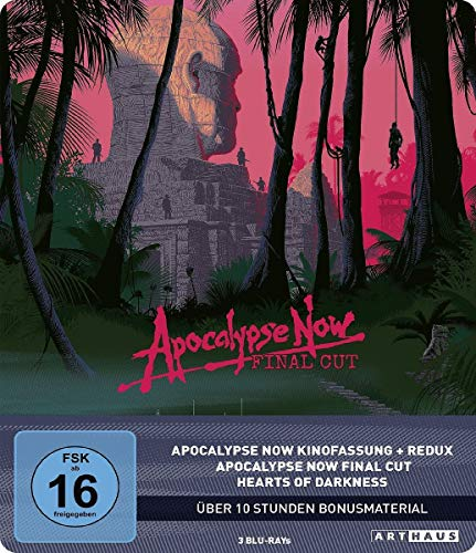 Apocalypse Now / Limited 40th Anniversary Steelbook Edition [Blu-ray]