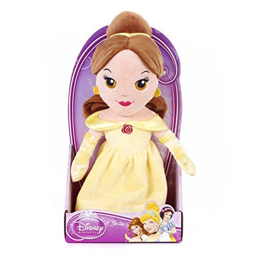Fancy Classic Collection Cute 10 '' Belle Disney Princess Plüschtier (Prinzessin-dvd-set Disney)