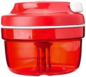 Tupperware Smart Chopper, Red