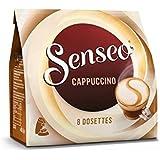 Senseo cafe dosette cappuccino 8pc Envoi Rapide Et Soignée ( Prix Par Unité )