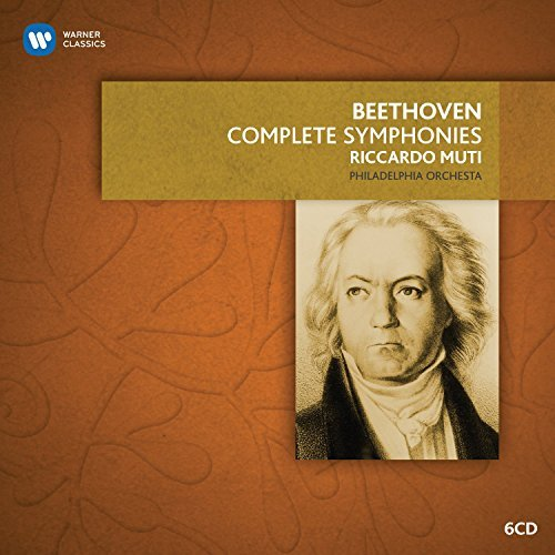 Beethoven: 9 Symphonies & Overtures by Philharmonia Orchestra (2014-08-03)