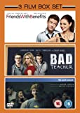 Friends with Benefits (2011) / The Social Network (2010) / Bad Teacher (2011) - Triple Pack [DVD] by Justin Timberlake