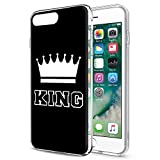 Eouine Coque iPhone Se, Coque iPhone 5s / 5, Etui Silicone 3D Souple Transparente...