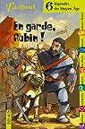 En garde, Robin : 6 légendes du Moyen Age par Heliot