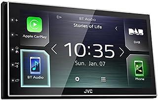 Jvc M745DBT Digital Media Receiver con 17,3cm capacitiva de Panel, Dab + y Bluetooth Negro (B07CRRWWFK) | Amazon price tracker / tracking, Amazon price history charts, Amazon price watches, Amazon price drop alerts