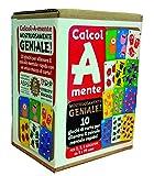 Calcol a mente. Mostruosamente geniale! 10 giochi di carte per allenare il calcolo mentale rapido! Ediz. illustrata. Con Carte