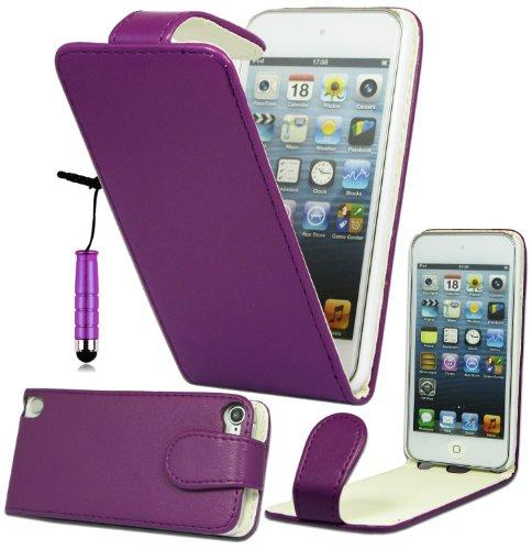Magic Global Gadgets Für Apple iPod Touch 5 / Apple iPod Touch 6, Violett, Apple iPod Touch 5 5th Generation (Survivor 5. Ipod Generation Für)