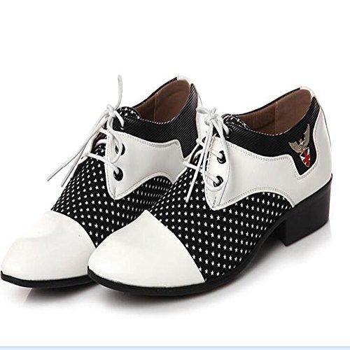men leather shoes , Herren Mokkasins Weiß ...