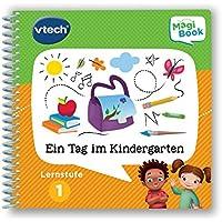 VTech 80–481204Aprendizaje Nivel 1–un día en la Guardería Magi portatil Aprendizaje Libros