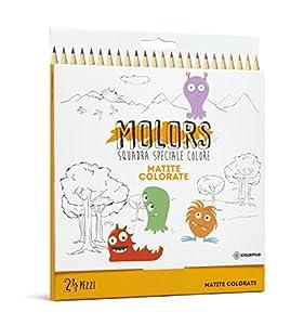 Osama- Estuche 24 lápices de Colores (OW 12027)