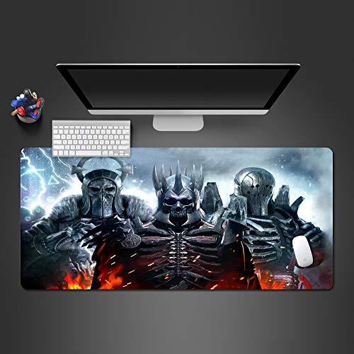 Mauspad High-End-Gaming-Mauspad Mauspad-Spiel Desktop-Pad-Computer-Tastatur 900x400x2 (Minion Computer-tastatur)