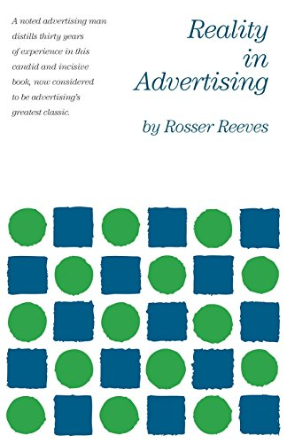 Reality in Advertising por Rosser Reeves