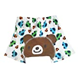 Baby - Toddler Shorts - Brown Bear with Cars