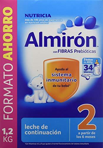 Almirón 2 Leche continuación polvo desde