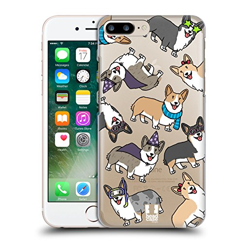 Head Case Designs Corgi Hunderasse Muster Ruckseite Hülle für Apple iPhone 5 / 5s / SE Corgi