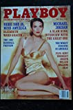 PLAYBOY US 1992 05 ELIZABETH WARD GRACEN INTERVIEW MICHAEL JORDAN Anna Nicole Smith Michael Jordan