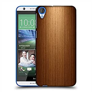 Snoogg Wood Floor Designer Protective Phone Back Case Cover For HTC Desire 820