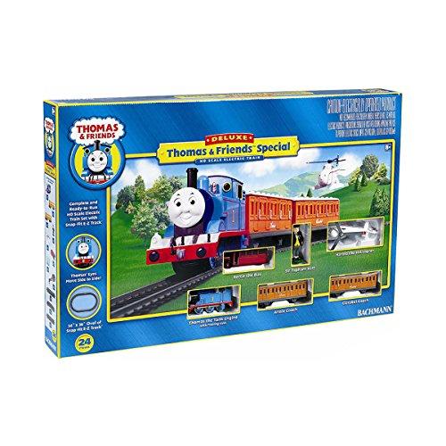 Bachmann Trains Deluxe Thomas & Friends Special Kids Train Set + Track   644-BT