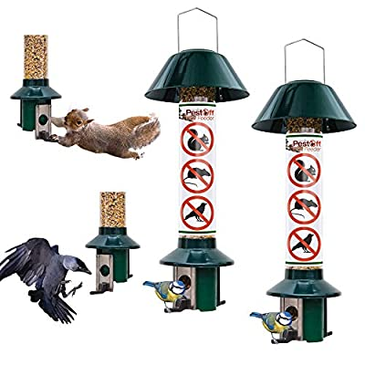 Squirrel Proof Wild Bird Feeder - Roamwild PestOff from Roamwild