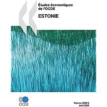 Études économiques de l'OCDE : Estonie 2009