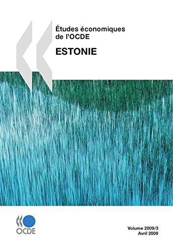 Études économiques de l'OCDE : Estonie 2009 par Collectif