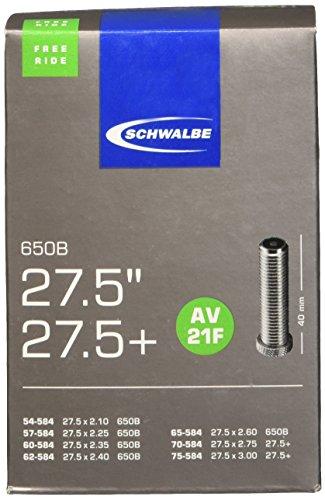 Schwalbe Fahrradschlauch AV21F TR4 FREERIDE 54/75-584 EK 40 mm, 10400030