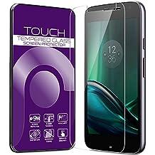 Macao Mobile - Película de protección de pantalla para Samsung Galaxy Grand S7560 (de cristal templado muy resistente)
