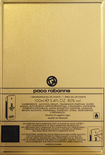 Paco Rabanne 1 MILLION COLLECTOR EDITION eau de toilette spray 100 ml