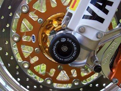 Schutz-Gabel R & G Racing für YZ YZF WR250450GasGas 125250450