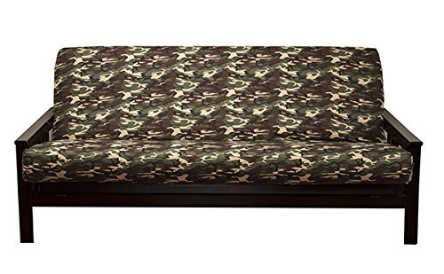 Galaxy Futon (Galaxy Camo Futon Cover, Full Size by SIS Covers)