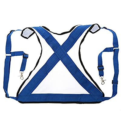 Docooler Big Fish Sea Fishing Shoulder Harness Distributing Load Preventing Sprains Shoulder Instability Fishing Tackles by Docooler