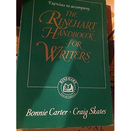 Rhinehart Handbook for Writers