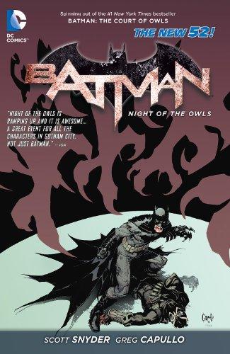 Owls (The New 52) (Batman (DC Comics)) (English Edition) ()