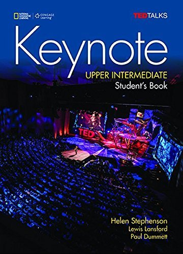 Keynote Upper Intermediate with DVD-ROM (Keynote (British English)) by Paul Dummett (2015-08-28)