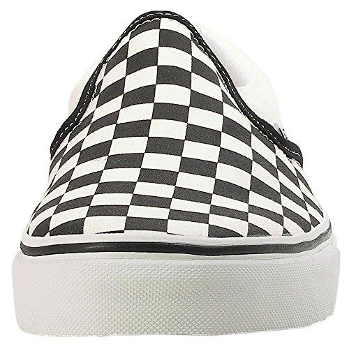 Vans U CLASSIC SLIP-ON, Sneaker Unisex Adulto Bianca