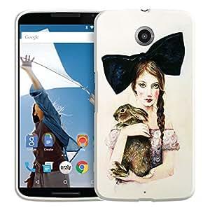 Theskinmantra Pattern 413 back cover for Motorola Google Nexus 6