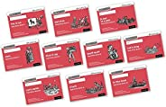Read Write Inc. Phonics: Black and White Red Ditty Books Mixed Pack of 10