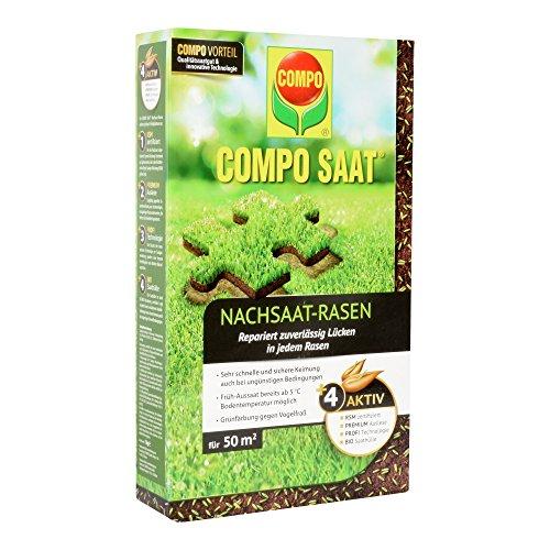 Compo Nachsaat-Rasen