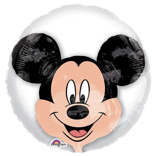 Amscan International 8.257.288,5 cm Mickey Mouse Insider Ballon
