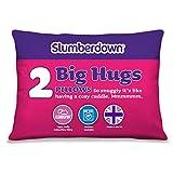 Best Pillows - Slumberdown Big Hugs Pillows x 2, White Review