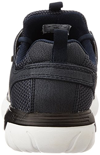 British Knights Fraction, Baskets Basses Homme Bleu - Blau (Navy 02)