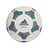 adidas Herren Tango Allround Soccer Ball, White/Bold Blue, 5