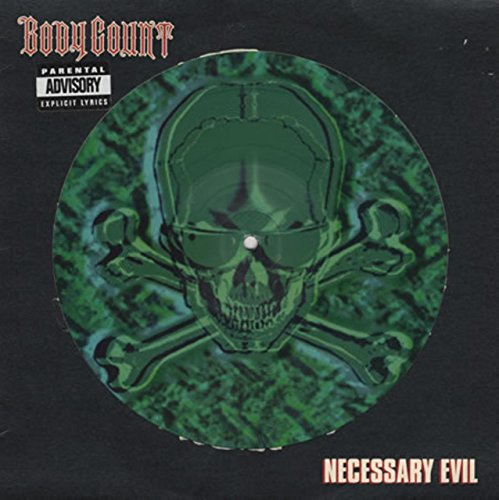 BODY COUNT / NECESSARY EVIL (PICTURE DISC)