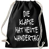 Shirt & Stuff / Turnbeutel mit Spruch / verschiedene Sprüche auswählbar / Sportbeutel / Collegebag / Gymbag / Jutebeutel / Hipster / Gymsack